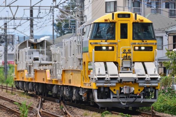 2018年8月30日 JR東日本横浜線 相原~橋本 キヤE195系LT-1編成