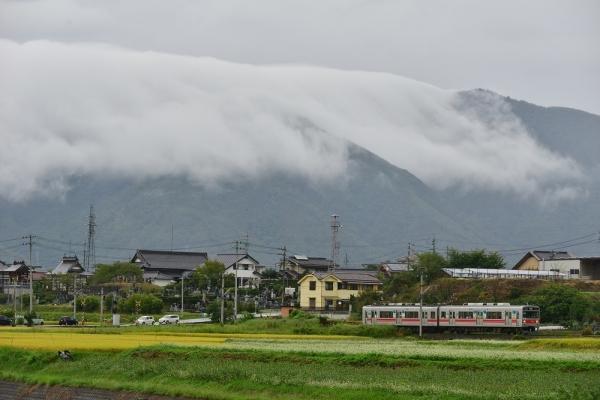 2018年9月10日 上田電鉄別所線 寺下~神畑 1000系1001編成