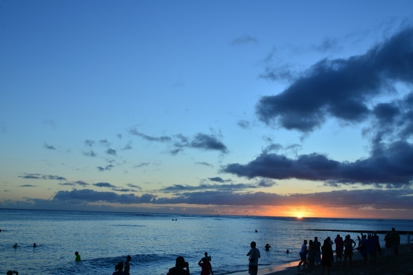 2018年11月11日 ハワイ オアフ島