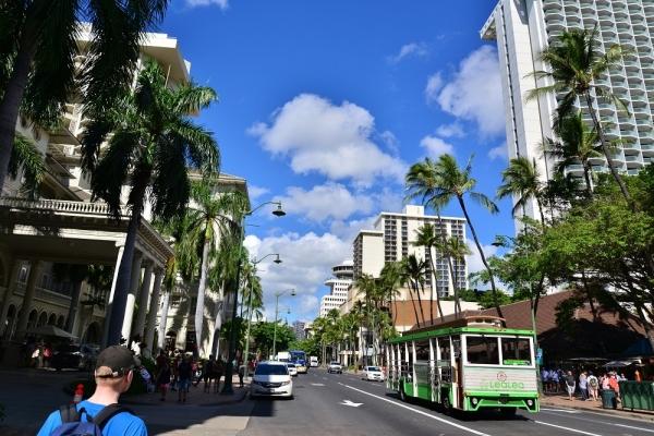 2018年11月14日 ハワイ オアフ島
