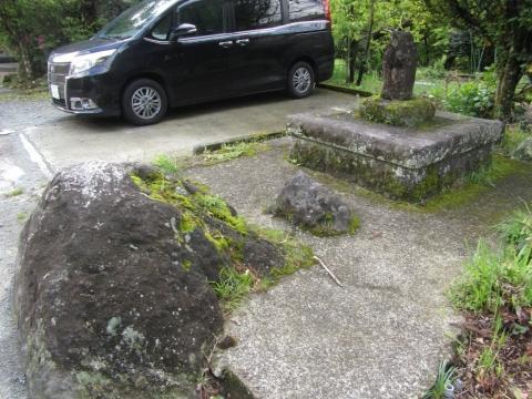 畑宿の石仏