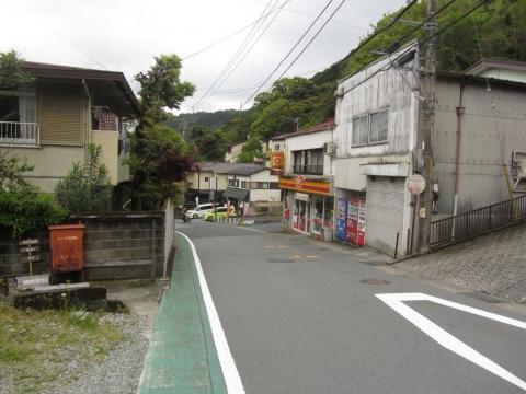 神奈川県道732号 湯本茶屋
