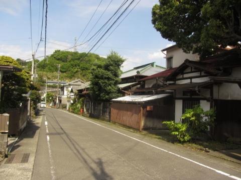旧東海道 風祭02