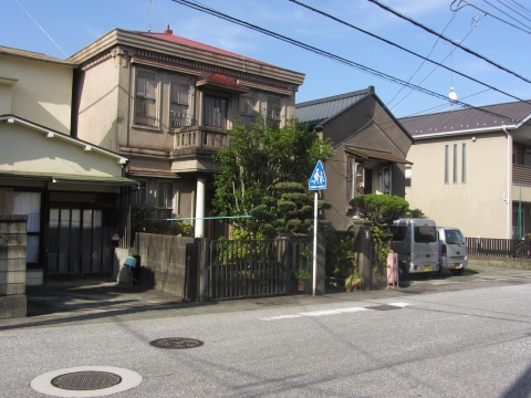 旧東海道 板橋