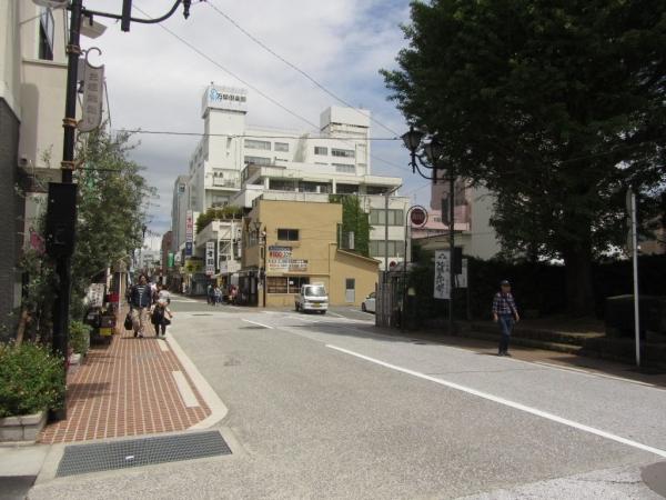 幸田口門跡
