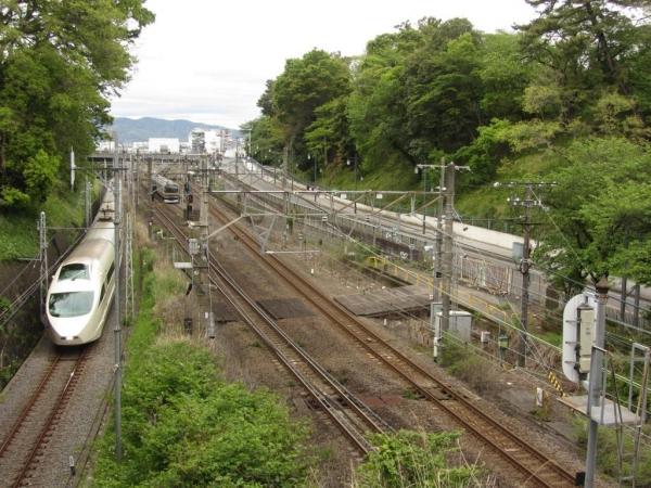 東海道本線・箱根登山鉄道