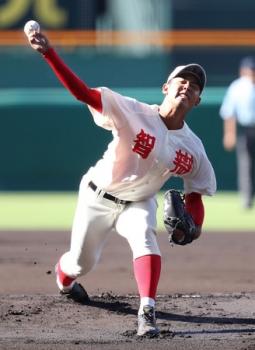 絵日記8・8高校野球1