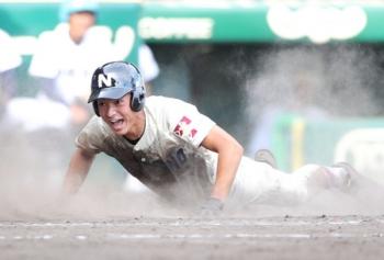 絵日記8・9高校野球4