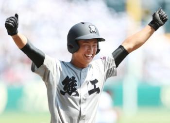 絵日記8・10高校野球1