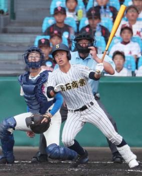 絵日記8・11高校野球
