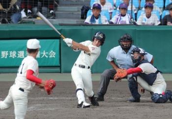 絵日記8・12高校野球