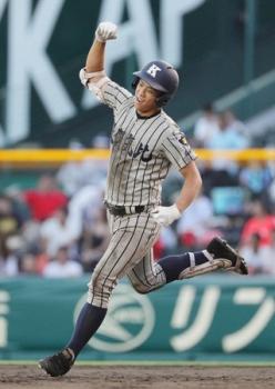 絵日記8・13高校野球