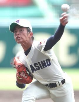 絵日記8・14高校野球
