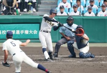 絵日記8・18高校野球