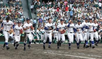 絵日記8・20高校野球1