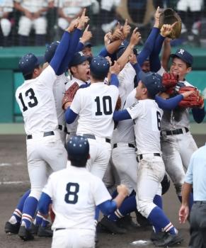 絵日記8・22高校野球