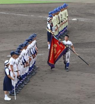 絵日記8・22高校野球2