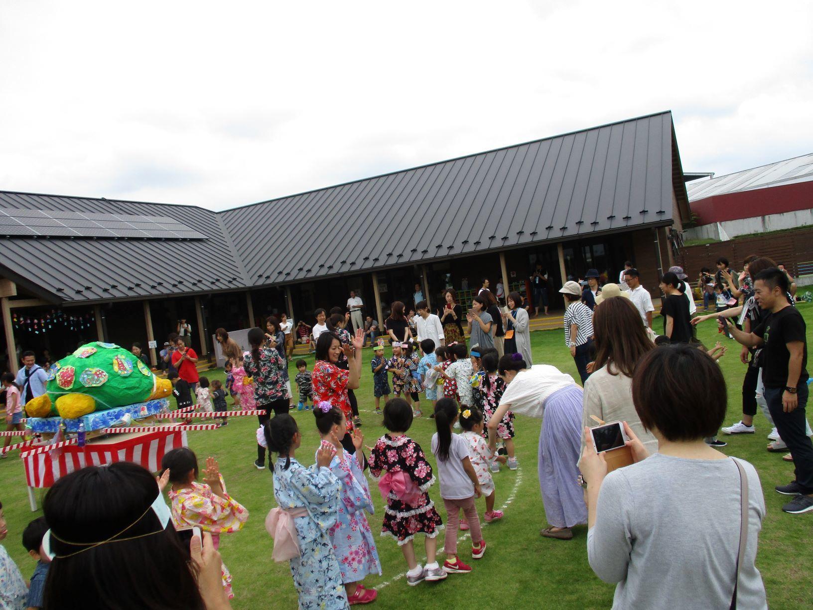 盆踊り6(2)