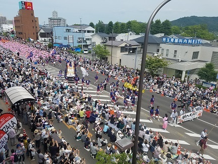 201906 絆祭り1