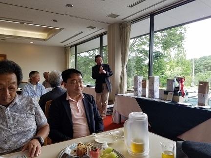 201907 信金ゴルフ