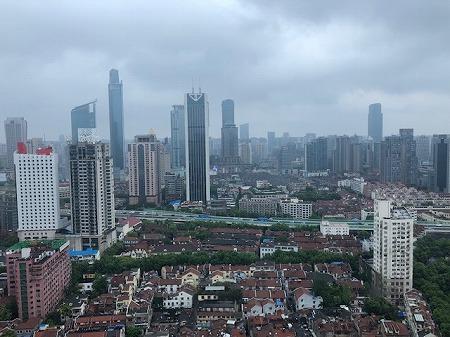 雨の上海 (2)
