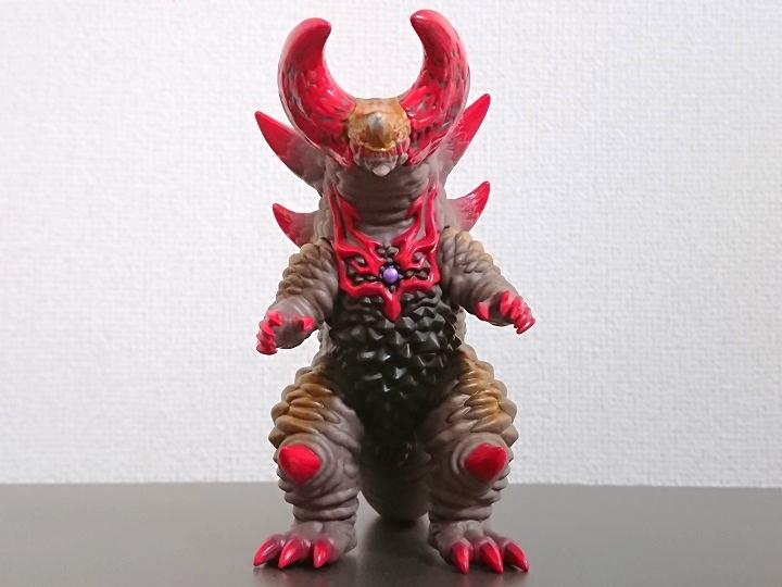 中国限定ソフビ ウルトラ怪獣シリーズ500 スカルゴモラ2