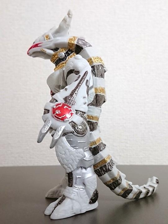 ウルトラ怪獣シリーズ ギャラクトロン リペイント1