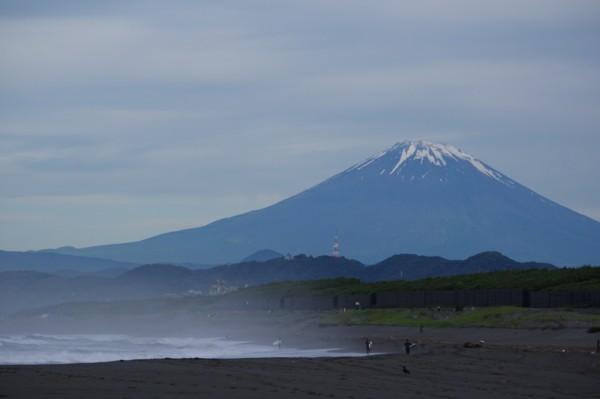2019/06/17 今日の湘南 茅ヶ崎の富士山