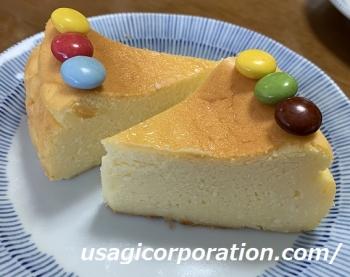 2019 0813 チーズケーキ2