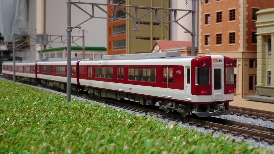 近鉄5200系大阪線新塗装