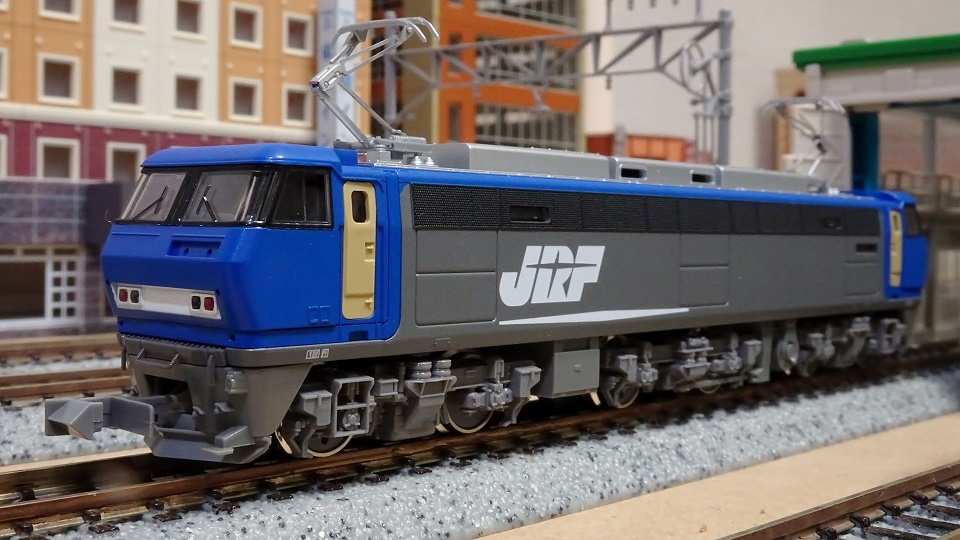 EF200 新塗装