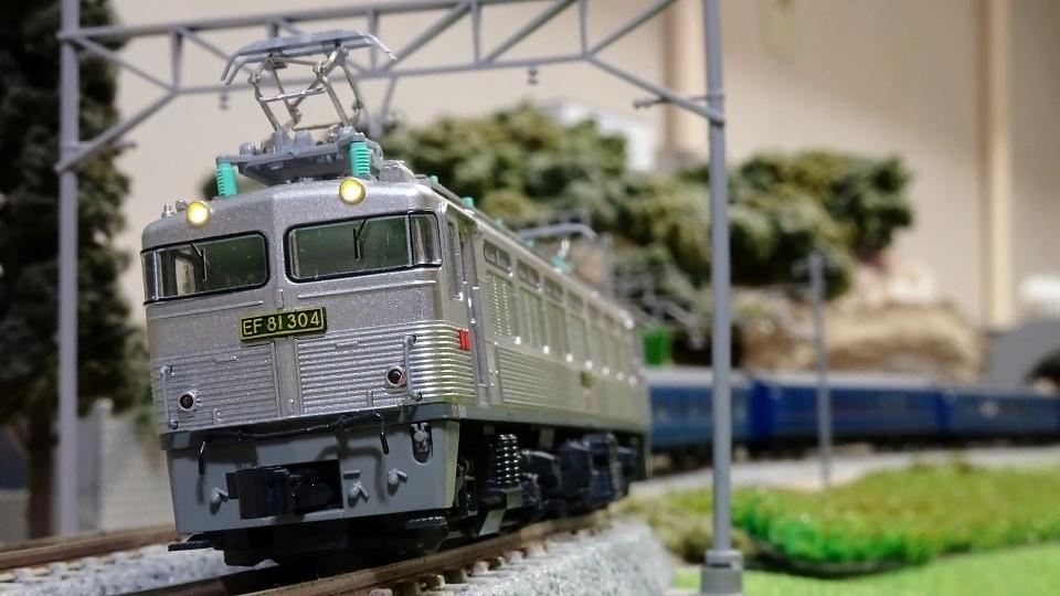 関門トンネル EF81-300