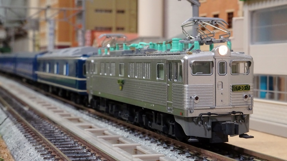 関門トンネル EF30