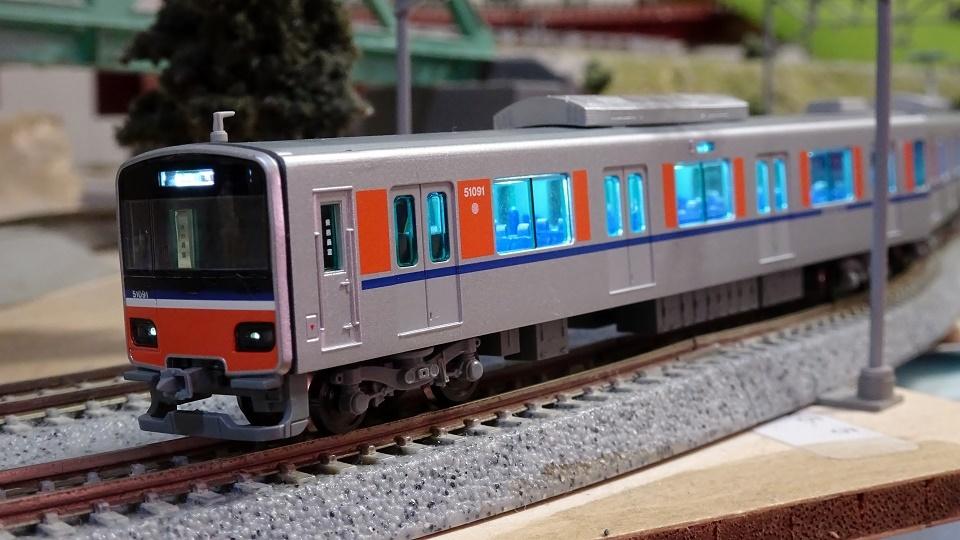 東武50090型「TJライナー」