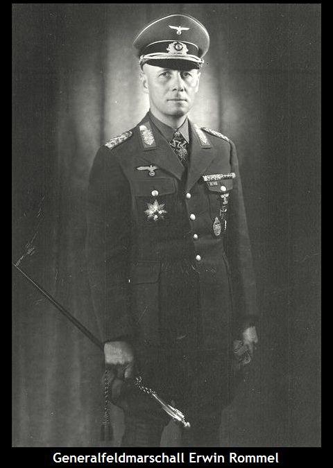 Generalfeldmarschall Erwin Rommel_Interimsstab