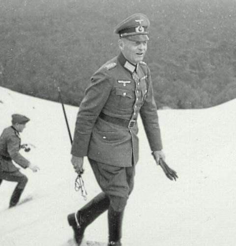 Gerd von Rundstedt_Interimsstab