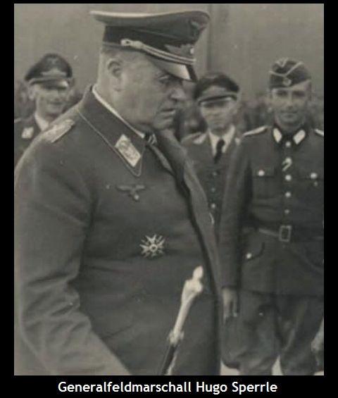 Generalfeldmarschall_Hugo Sperrle_Interimsstab
