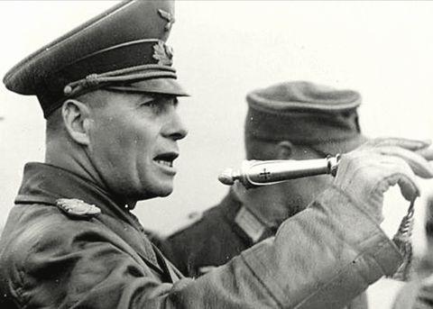 Erwin Rommel_Interimsstab