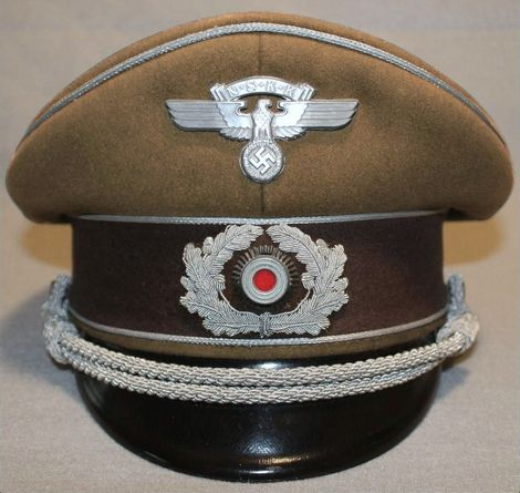 NSKK_Transport Korps_schirmmütze