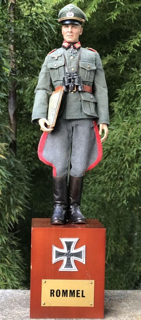 7. Panzerdivision Divisionskommandeure Generalmajor ROMMEL_02
