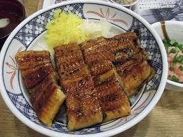 磯丸鰻丼2019.7