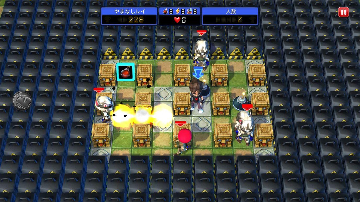 Blast Zone! Tournament-2