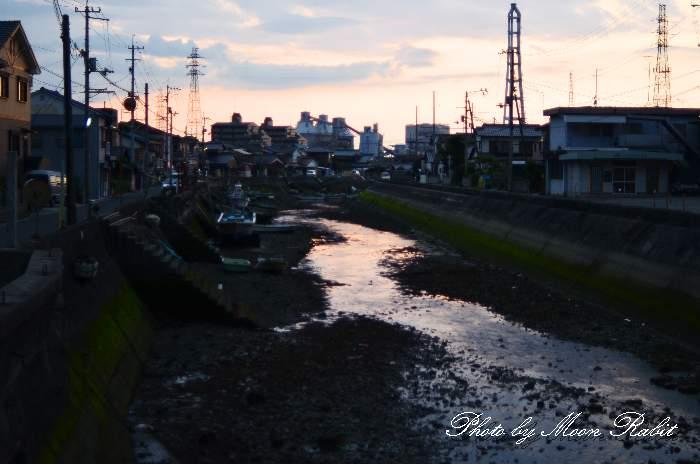 西条漁港 愛媛県西条市北浜南
