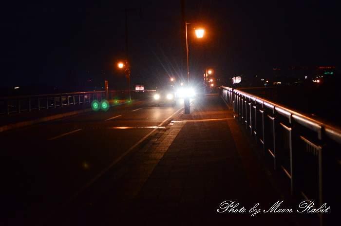 水都橋 愛媛県西条市川沿町