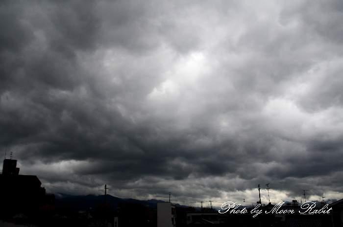 雲 愛媛県西条市神拝