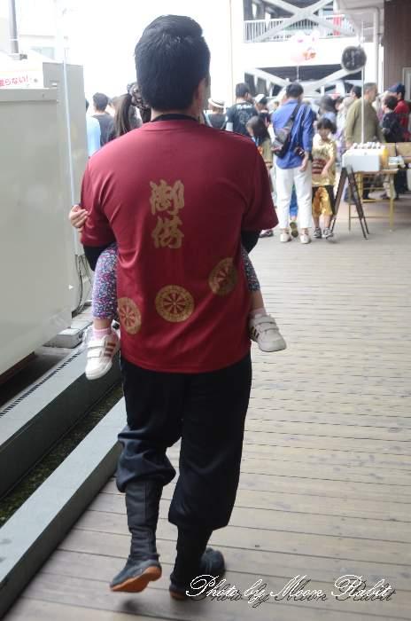 本町御供屋台(だんじり) 祭り装束 西条祭り