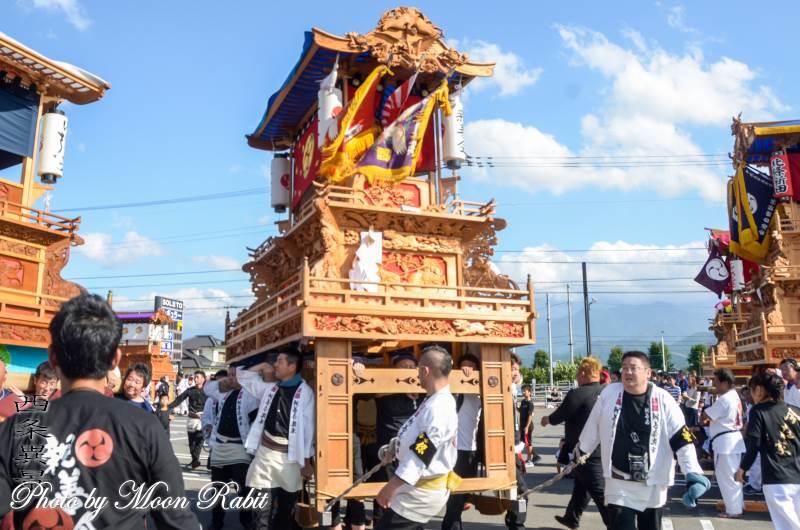 親善会だんじり(屋台) 鶴岡八幡神社祭礼