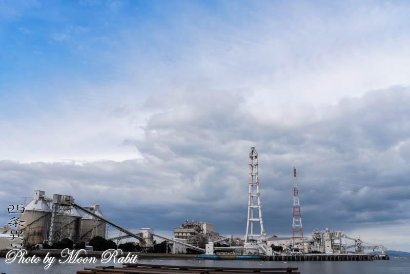 四国電力西条発電所