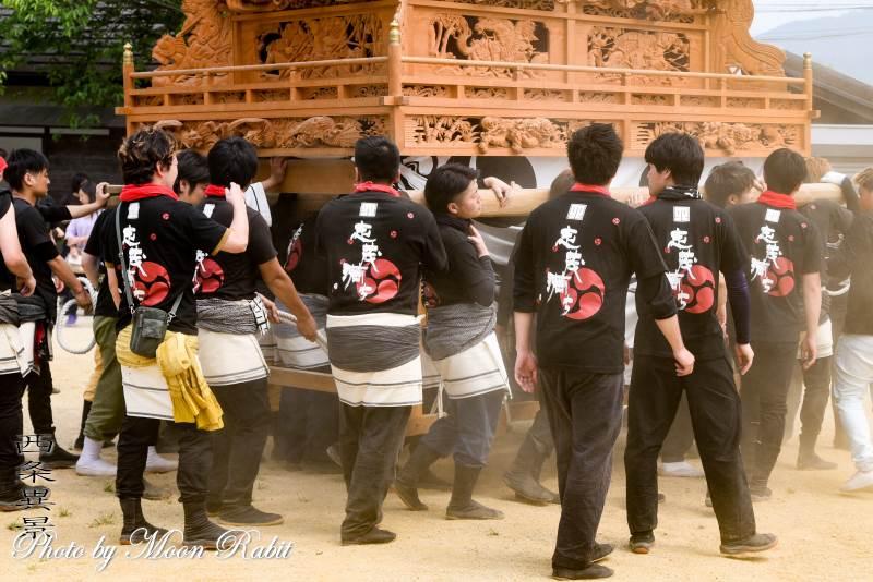 下町だんじり(下町屋台) 祭り装束 石岡神社祭礼