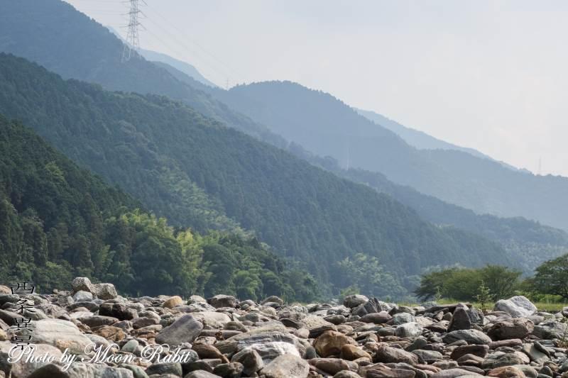 おちきり 加茂川 愛媛県西条市